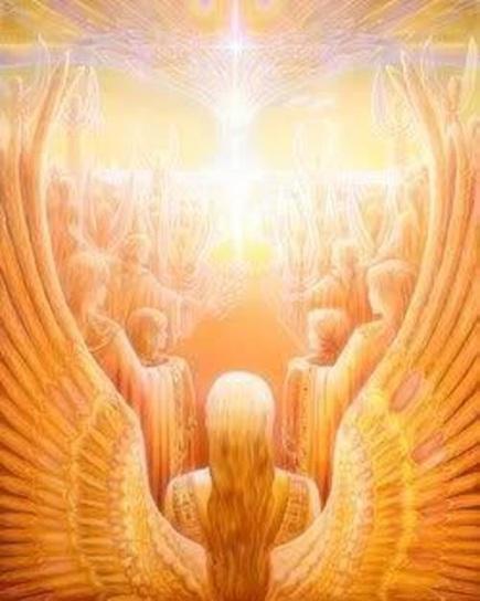 Golden-Light-Beings